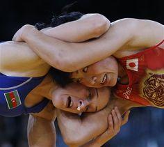 London Olympics Wrestling Women