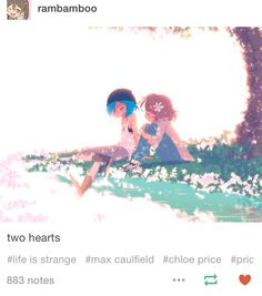Life is Strange Tumblr Art
