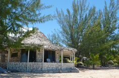 Stone Beach Cottage in the Bahamas