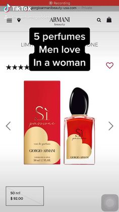 Womens Perfume, Beauty Care Routine, Celebrity Perfume, Perfume Scents, Best Fragrances, Best Perfume, Perfume Collection, Health And Beauty Tips, Smell Good