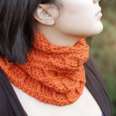 Autumn Cowl – Crochet Pattern