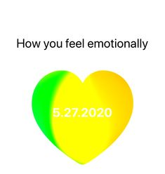 """HowWeFeel.org: """"Data about our emotional health is important for researchers, public health officials and policy makers as we look toward reopening and as they think about what resources to make available. 📈📊"""""""