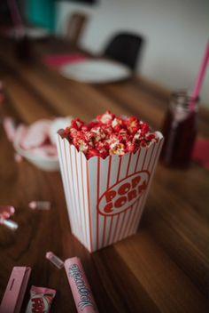 Pink Popcorn Babyshower