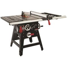 This one hits the sweet spot. Not too heavy to be semi-portable, and not too mobile to provide a solid base. It also has a nice table and fence and is just a few hundred dollars more than their job site saw.