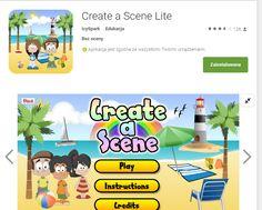 Kreowanie scen.  https://play.google.com/store/apps/details?id=com.icyspark.createascene.lite