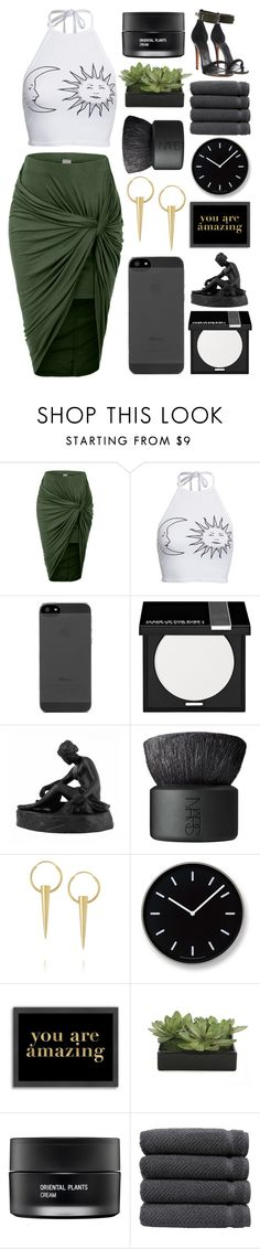 """""""Irish mud"""" by daydreamer20-1 ❤ liked on Polyvore featuring LE3NO, Boohoo, MAKE UP FOR EVER, Wedgwood, NARS Cosmetics, Wendy Nichol, Lemnos, Americanflat, Lux-Art Silks and Koh Gen Do"""