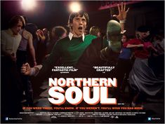 Northern Soul, The Movie, Features Unique Style Of Seventies Club Dance [Full Video At: http://dnce.co/1xs80c6]