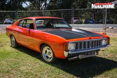 VJ Charger with 460-hp Turbo 245 HEMI Chrysler Charger, Chrysler Cars, Chrysler Hemi, Australian Muscle Cars, Aussie Muscle Cars, Chrysler Valiant, Big Girl Toys, Moto Car, Dodge Muscle Cars