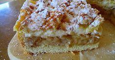 Ελληνικές συνταγές για νόστιμο, υγιεινό και οικονομικό φαγητό. Δοκιμάστε τες όλες Sweets Recipes, Fruit Recipes, Greek Recipes, Cake Recipes, Cooking Recipes, Greek Sweets, Greek Desserts, Party Desserts, Food Cakes