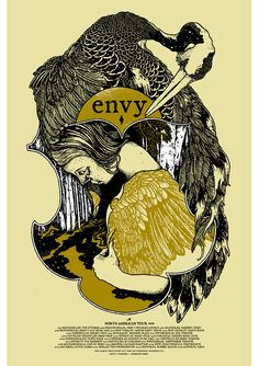 David V. D'Andrea for Envy-- I have this signed, numbered print.