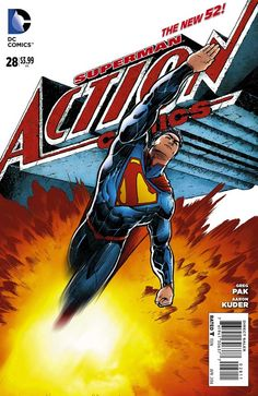 Superman (Action Comics) by Aaron Kuder