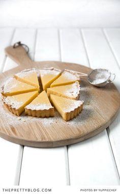 Learn The Art of Baking with @Yuppiechef   Lemon Tart