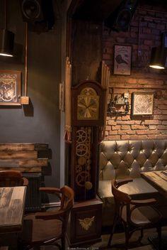 Steampunk Pub - Joben Bistro - Cluj Napoca, Romania - 9