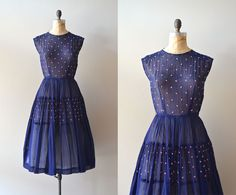 r+e+s+e+r+v+e+d...sleeveless+1950s+dress+/+vintage+by+DearGolden,+$77.00