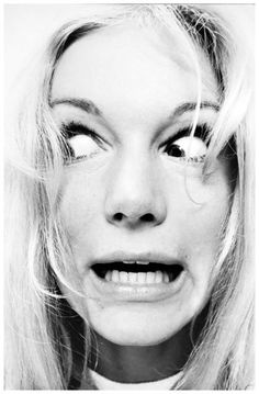 """Funny Faces"": Celebrities Portraits by Willy Rizzo…"