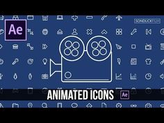 After Effects Tutorial: Create Animated Icons for Clients - YouTube