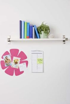 Hanging Weight-Bearing Shelves Without Putting Holes in the Wall