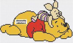 Winnie the Pooh pattern by syra1974 on DeviantArt