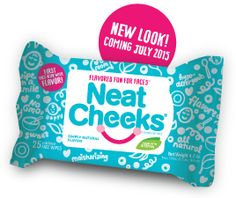 NeatCheeks - New Packaging Coming Soon