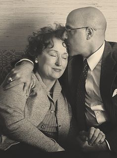 """With Stanley Tucci, """"Julie & Julia"""""""