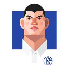 Kyriakos Papadopoulos. Central Defender. Schalke 04