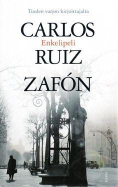Kirjakolo: Carlos Ruiz Zafón: Enkelipeli