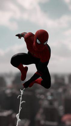 Parker Spiderman, Spiderman Art, Amazing Spiderman, Hulk Art, Best Marvel Characters, Marvel Films, Marvel Cinematic, Marvel Comics, Marvel Art