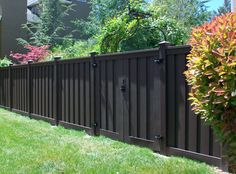 My perfect fence