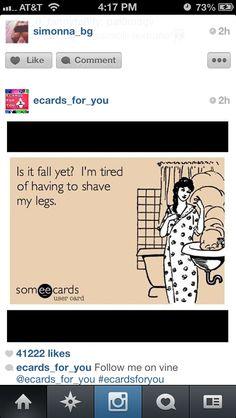 #ecards  #fall