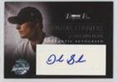 Josh Smoker (Baseball Card) 2007 TRISTAR Prospects Plus Farm Hands Authentic Autograph #FH-JS3 - Brought to you by Avarsha.com