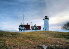 Nobska Lighthouse - Falmouth Massachusetts