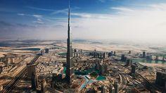 Burj Khalifa Aka Burj Dubai HD Wallpaper