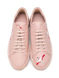 16 Melhores Ideias de rosa e branco | Sapatos, Branco