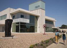 Fort Smith Regional Art Museum, Fort Smith, Arkansas  www.fsram.org