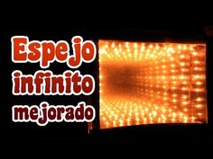 Cómo hacer un moderno LED espejo infinito - hablado inglés con subtítulos en español - YouTube