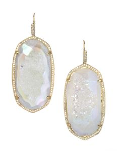 Kendra Scott luxe.  Swoon.