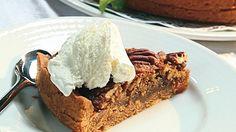 Pekaanipähkinäpiiras Pie, Desserts, Food, American, Torte, Tailgate Desserts, Cake, Deserts, Fruit Cakes