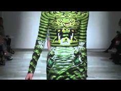 Mary Katrantzou | Fall Winter 2012/2013 Full Fashion Show | Exclusive
