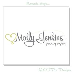 Premade Logo design by CIPandDesigns on Etsy