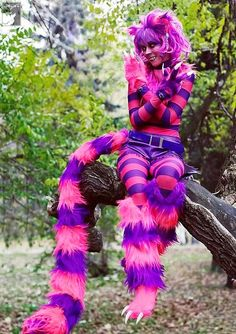 Awesome Halloween Costumes Cheshire Cat