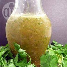 Vinaigrette lime-coriandre @ qc.allrecipes.ca
