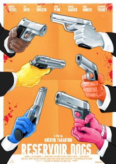 Reservoir Dogs (1992) [1591 x 2250]