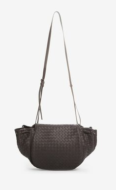 Bottega Veneta Brown Crossbody