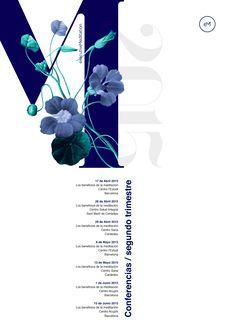 Poster by Xavier Esclusa Trias / Executive Meditation on Behance - Scarlett Collins Web Design, Book Design, Cover Design, Graphic Design Posters, Graphic Design Typography, Graphic Design Illustration, Minimalist Design Poster, Poster Designs, Digital Illustration