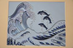 quilled picture
