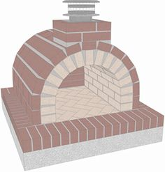 Pizza Oven Kits   DIY Outdoor Pizza Ovens in Wood Fired, Wood Burning & Brick Styles