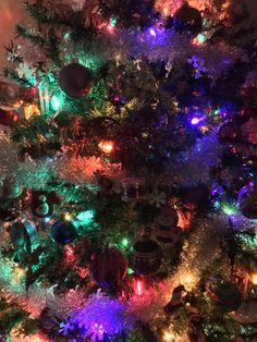 Xmas, Christmas Tree, Vintage Christmas, Holiday Decor, Group, Home Decor, Teal Christmas Tree, Weihnachten, Holiday Tree