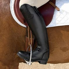 Ladies' Mountain Horse® Richmond High Rider Field Boot | Dover Saddlery