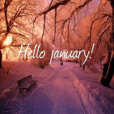 Hello January quotes quote january hello january january quotes hello january…