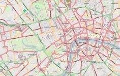 central london map is a good source for district attractions london england pinterest central london map london england and travel bugs